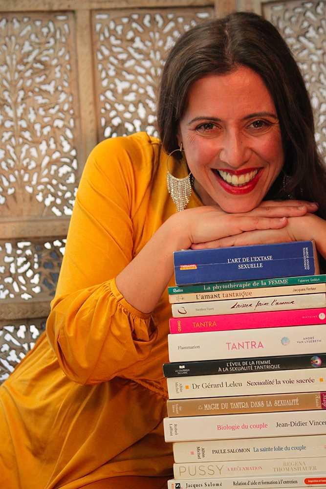Formation en ligne Tantra | Sexothérapie holistique | Jessica Haraluna