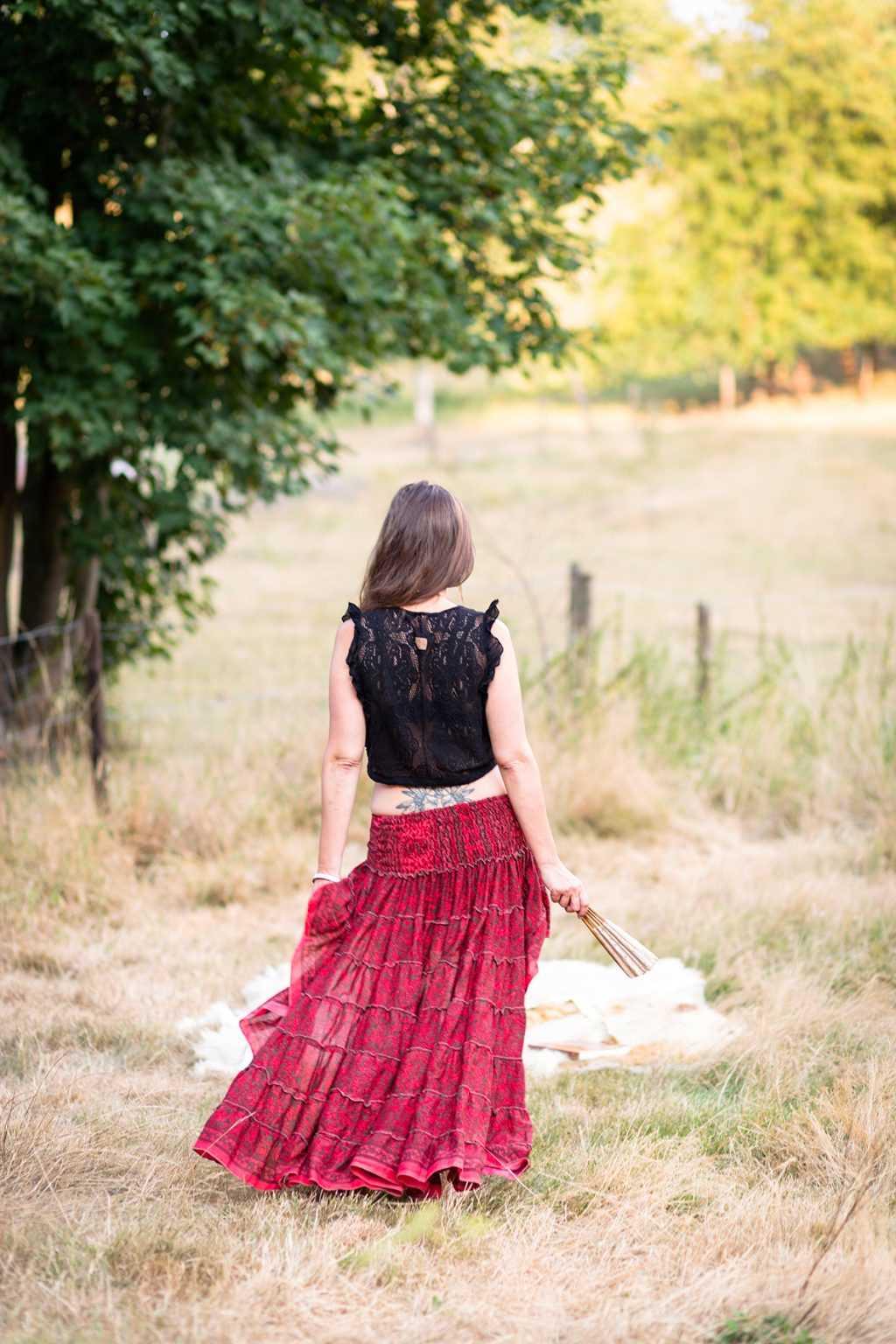 Prêtresse de l'Amour | Jessica Haraluna