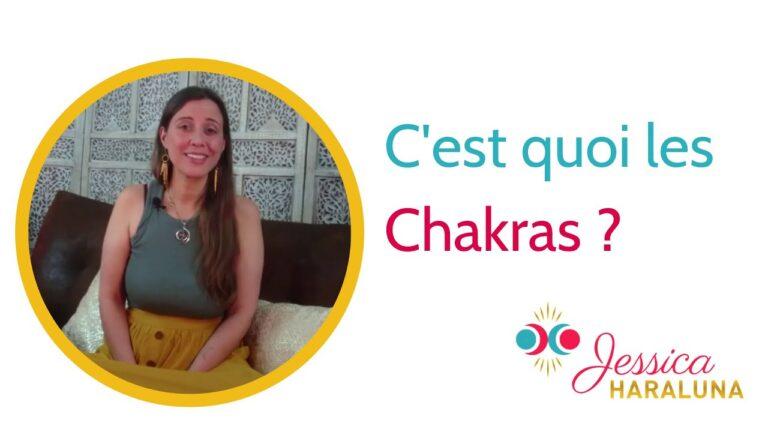 C'est quoi chakras : leur importance, leur rôle dans notre développement personnel?|Jessica Haraluna